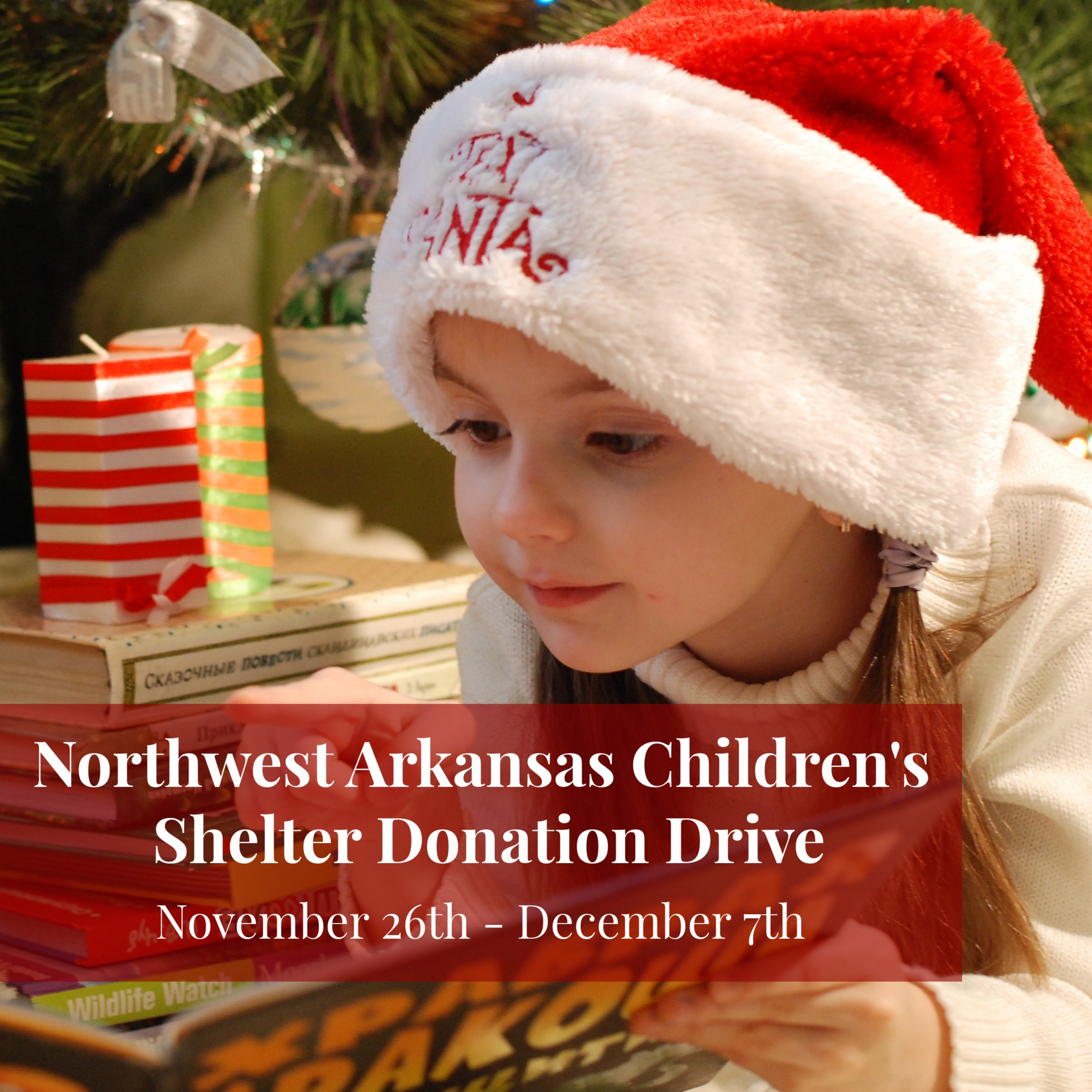 nwa childrens shelter drive