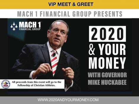 2020 & Your Money Flyer VIP Invite